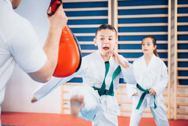 Fitness, Ascent Martial Arts in Wilsonville, OR