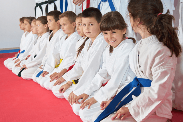 Kidsvirtualleader, Ascent Martial Arts in Wilsonville, OR