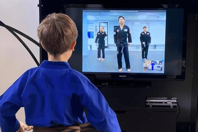 Kidsvirtualnologo, Ascent Martial Arts in Wilsonville, OR