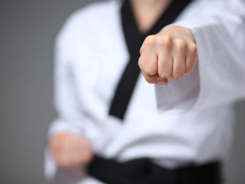 Adult Karate Video Placeholder 1, Ascent Martial Arts in Wilsonville, OR