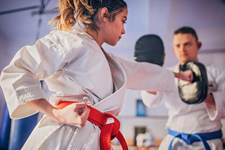 Teen1, Ascent Martial Arts in Wilsonville, OR