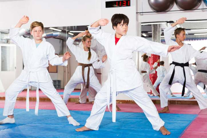 Teen2, Ascent Martial Arts in Wilsonville, OR